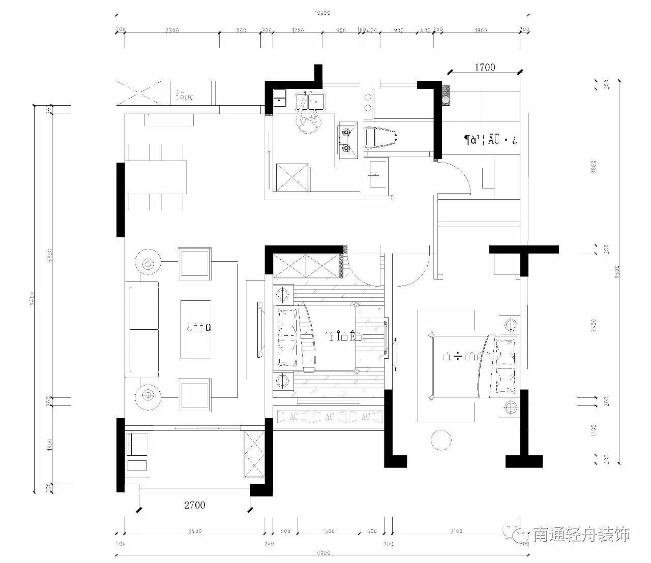 【轻舟装饰】江磊·设计师作品案例欣赏