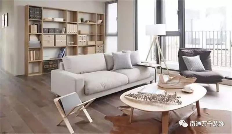 【6.25样板房直通车】白色+木色的CP组合,返璞归真的视觉享受