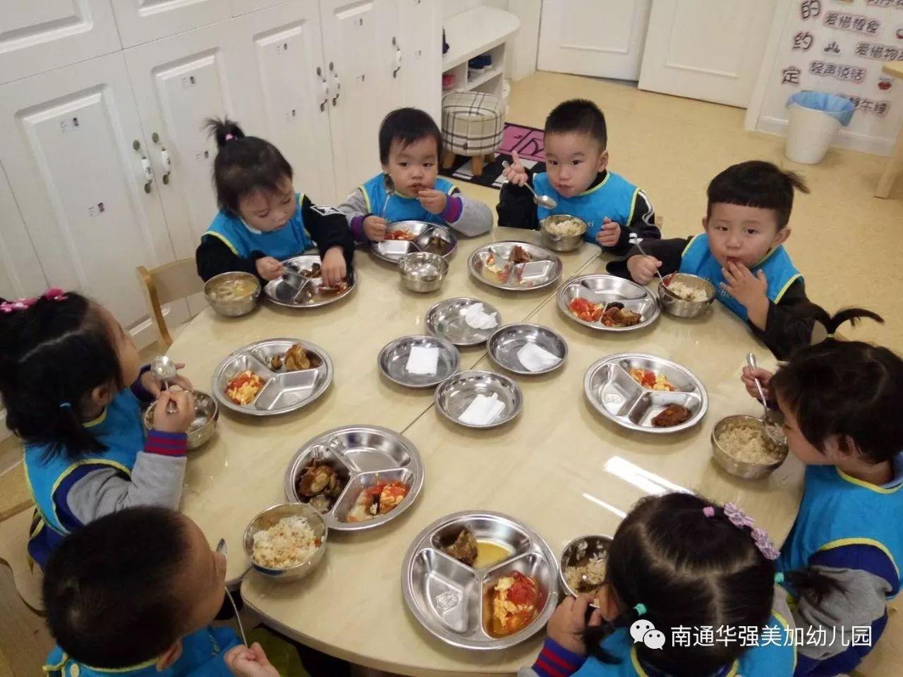用爱和专业庇护孩子生长——记南通华强美加幼儿园保育员技艺竞赛