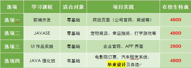 南通青鸟暑期IT夏令营正在炽热招生中......