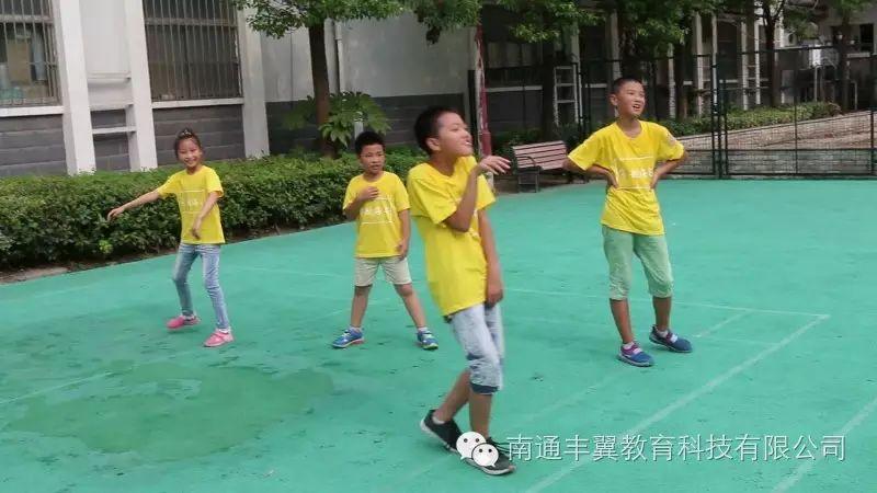 万能小精英都会训练营——穿越海安正式开跑!