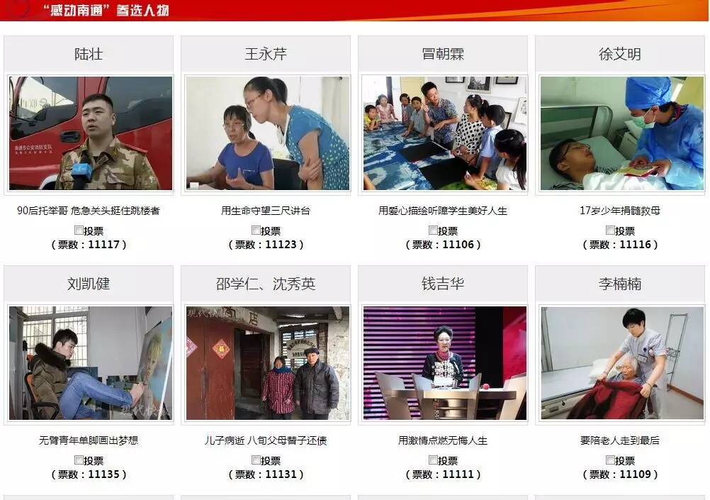 """我院良好校友刘凯健,当选2015年""""打动南通人物"""",为他投上一票吧"""