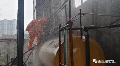 联建 联动 攀亲——南通消防党建任务趟新路