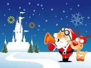 圣诞老人说你的专属礼品在南通电信南大街业务厅!!!