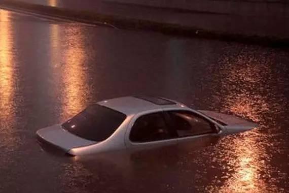 【和·生存】南通全城齐看海,车辆被淹,渡水脱险怎样自救?