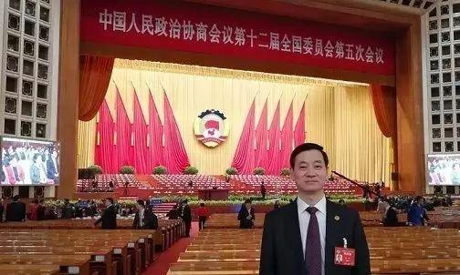 南通南非华裔代表陈辉列席天下政协集会建言献策