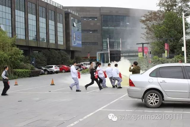 南通金陵能达酒店2016消防安全演练圆满结束