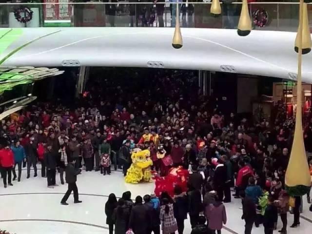 """南通港闸万达停业已""""陷落"""",麋集恐惊者慎入!"""