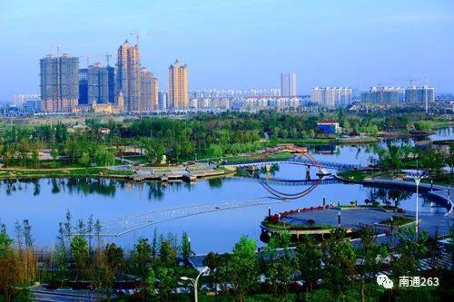 【江海风范】南通建立生态之城 守住绿水青山