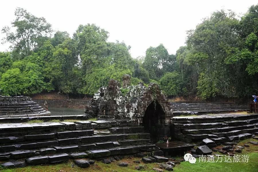 南通万达国际游览社傅毅柬埔寨暹罗旅游拍照在线(一)
