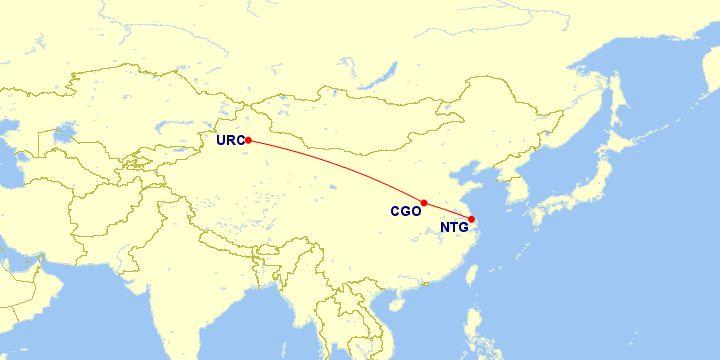 南通旧事圈 |最低票价690!南通机场守旧乌鲁木齐航路了! 国际最远航班每天下战书降落