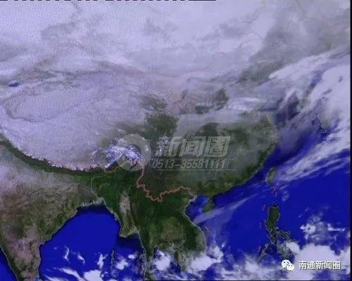 南通旧事圈  积雪可达15厘米!暴雪、部分大暴雪曾经在路上! 南通局部年级放假提早!