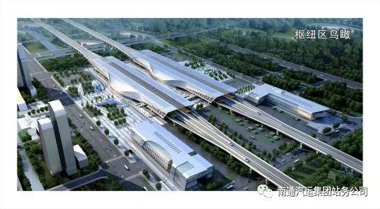 汽运团体南通郊区两站至苏州高铁、周边机场班次往复状况