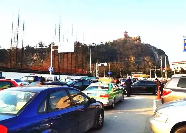 南通新闻圈 |春节去狼山的赶紧收了!景区春节期间交通管控,如何停车,路怎么走看这里
