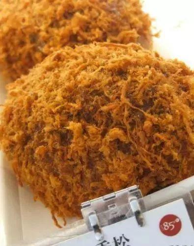 南通人最爱吃的85°C被曝光!肉松面包用的竟不是肉松!原形让人愤慨