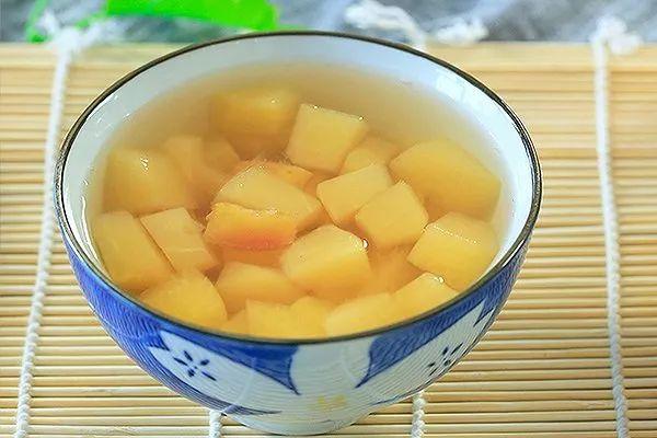 【爱育幼童|妈妈厨房】山楂苹果汤