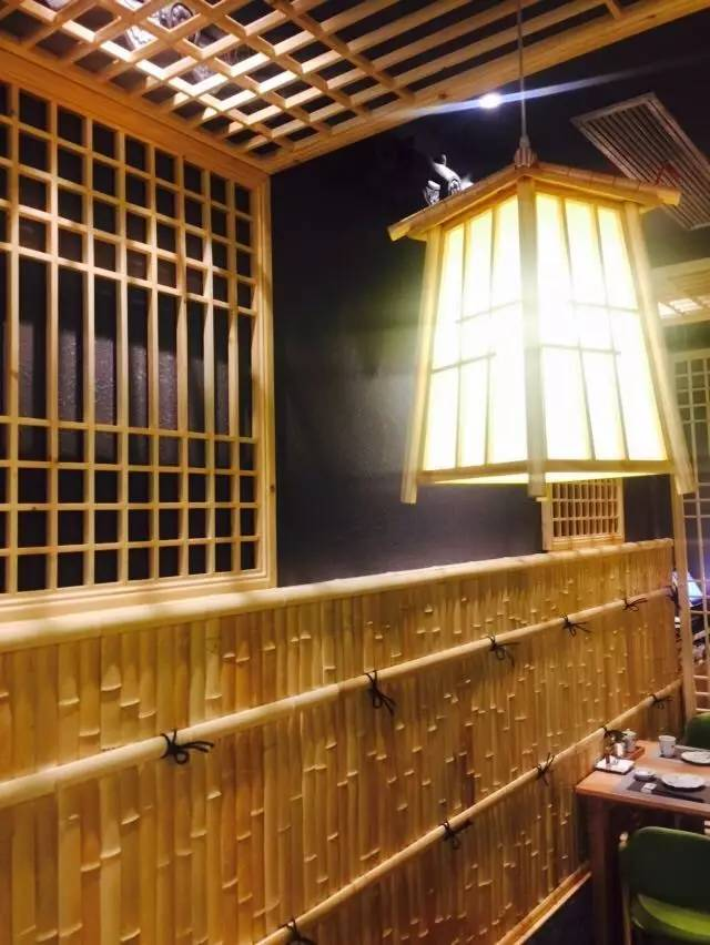 """南通首家""""意境""""日料!竹林小桥流水,陪你吃300年前的日本!"""