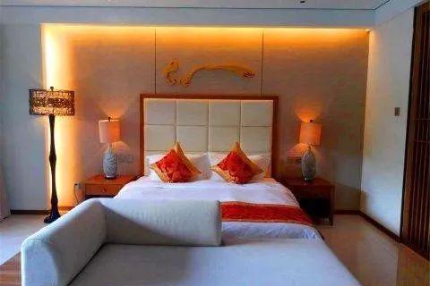 【三亚五钻海景】人起,全程入住网评五钻旅店,收费晋级一晚品牌旅店海景房,上海直飞三亚5天4晚游