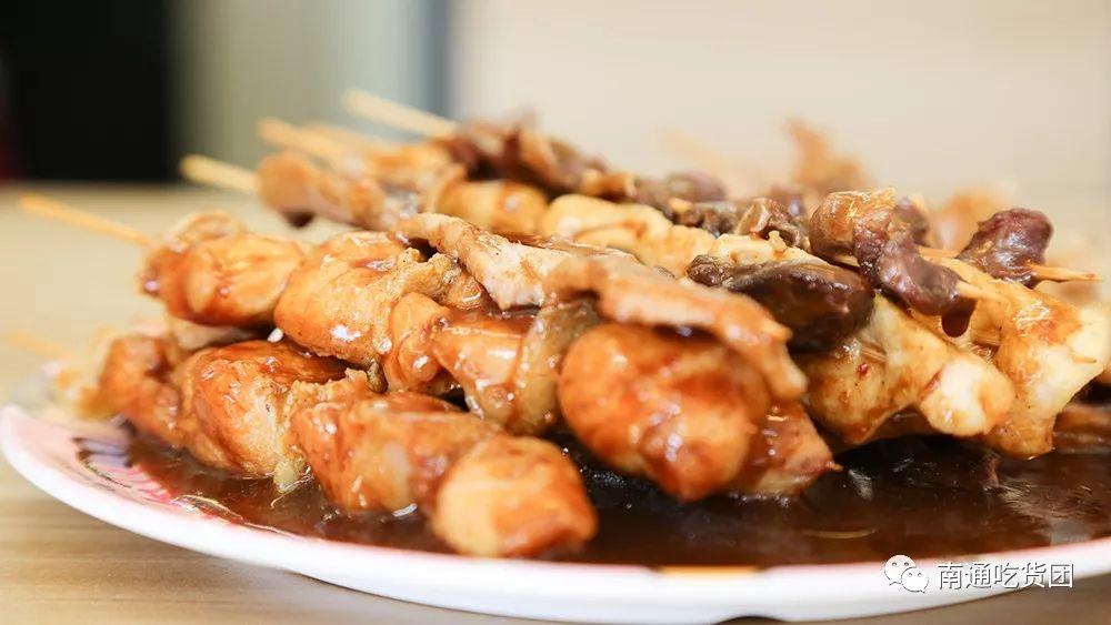 吃遍南通美食,竟被一家看似平凡的炸串店,迷的七荤八素颠三倒四!