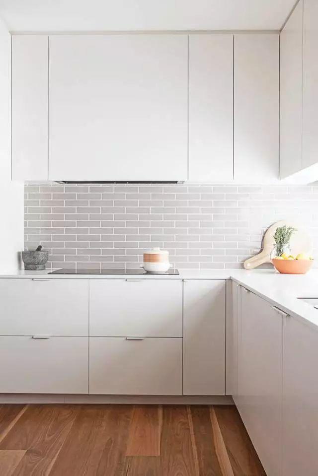 【万千装饰】橱柜搭得好,冷艳整个厨房!