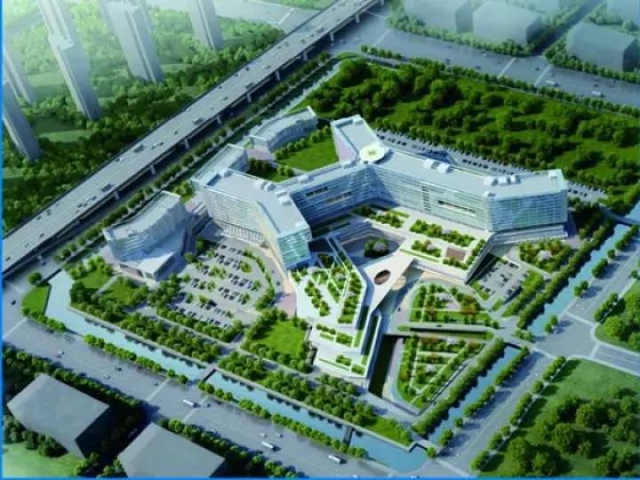 总投资18.5亿元!南通郊区将再建一所三甲医院新院区