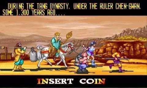 这些曾风行南通的街机游戏,玩过5个你就老了!