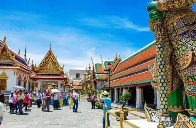 南通直飞泰国有特价了!