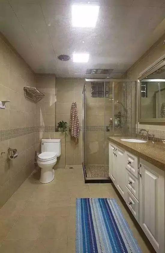 卫生间装修这11点很紧张,错一条得重装!