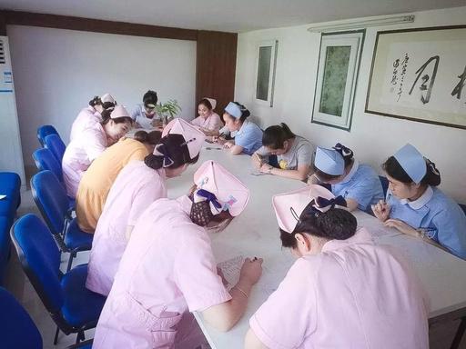 南通现代泌尿外科医院顺利举行三基医护考试