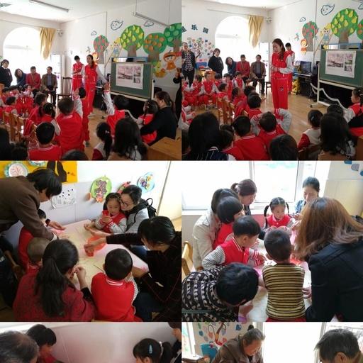 【园讯快报】你成长,我快乐——崇川区贝贝幼儿园半日活动报道