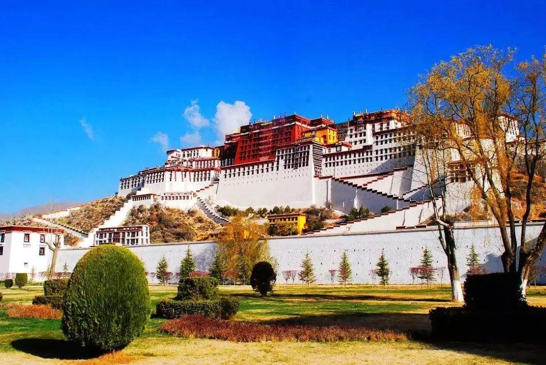 14个站,12天行程,¥!南通起止,五月的西藏肯定要去一次!