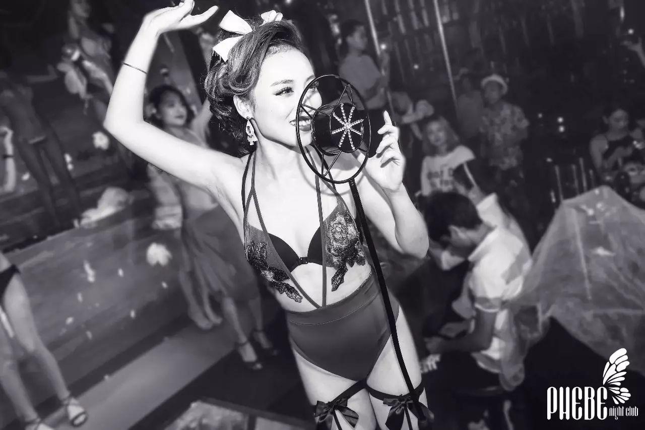 南通菲芘酒吧 大型比基尼复古派对精彩回顾!!!