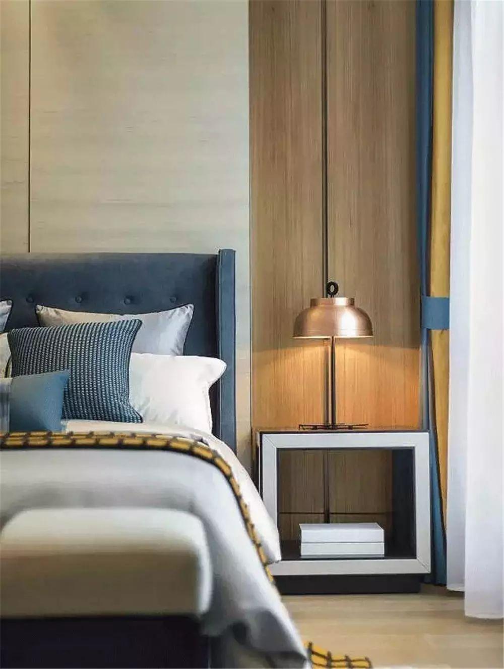 【万千装饰】新中式寝室 · 方寸之间,极具俗气