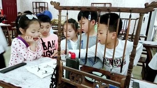 走进高师附小,遇见美妙!——记格林兄弟幼儿园观赏小学运动