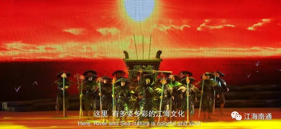 首发   新版都会抽象片《江海南通》闪亮退场!被冷艳到了...
